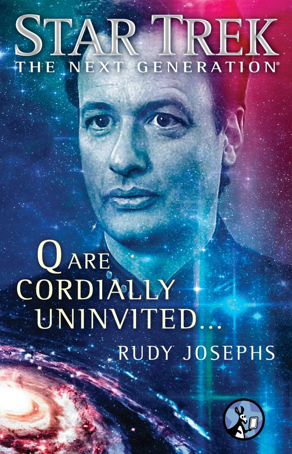 """""""Star Trek: The Next Generation: Q are Cordially Uninvited"""" Review by Unreality-sf.net"""