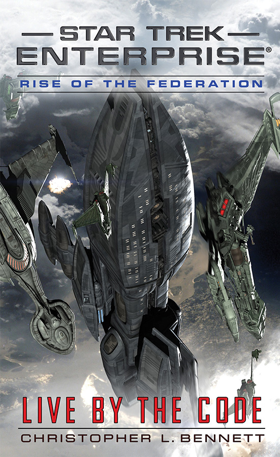 """""""Star Trek: Enterprise: Rise of the Federation: Live by the Code"""" Review by Jlgribble.com"""