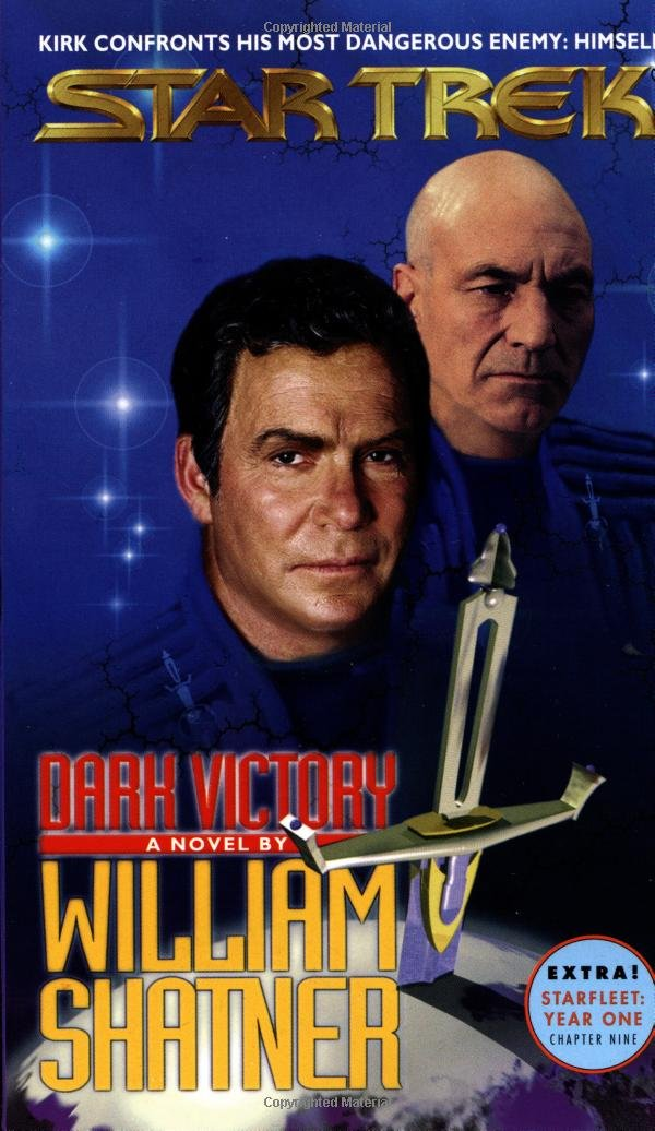 """Star Trek: Dark Victory"" Review by Trek Lit Reviews"