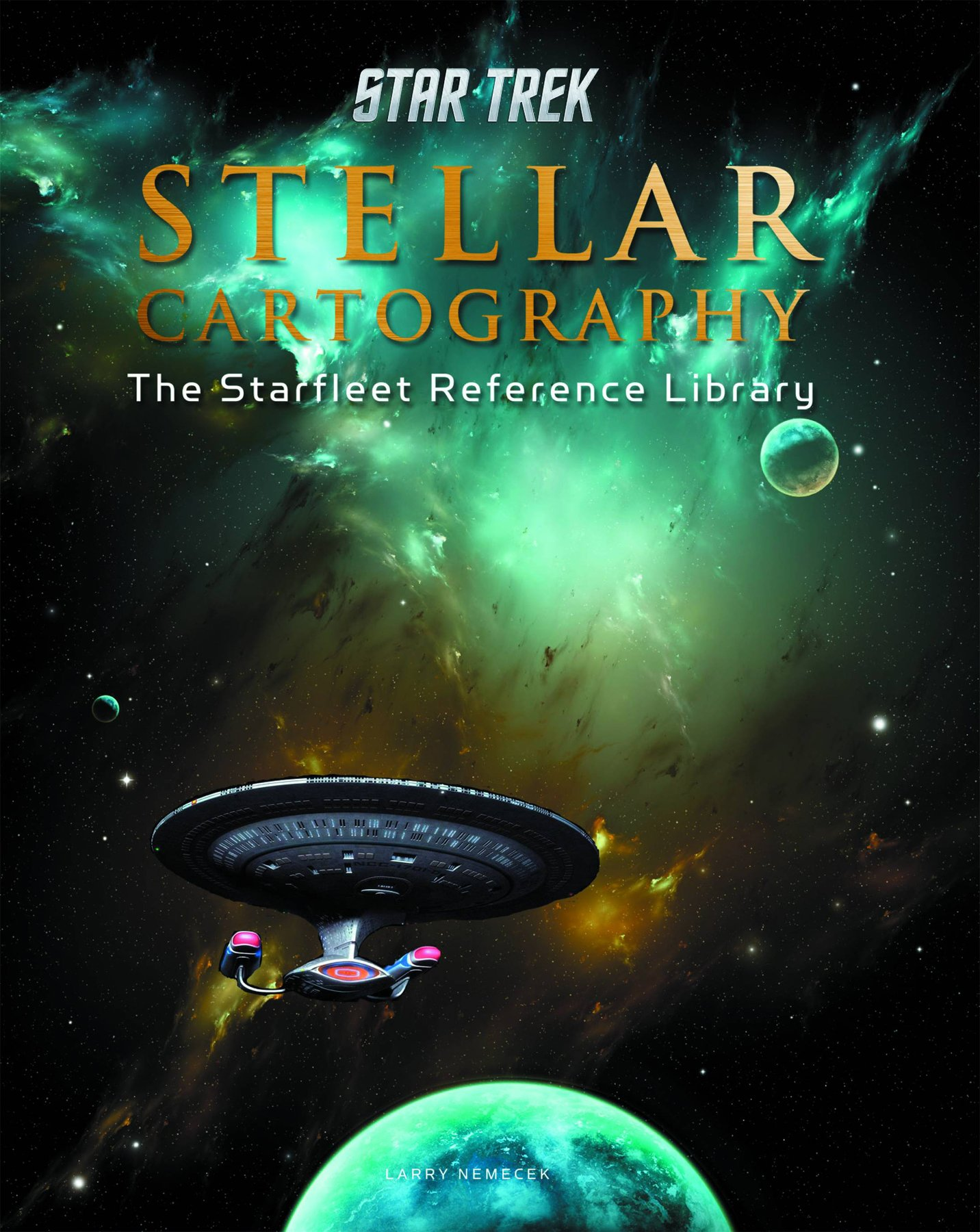 """""""Star Trek Stellar Cartography: The Starfleet Reference Library"""" Review by The Trek Collective"""