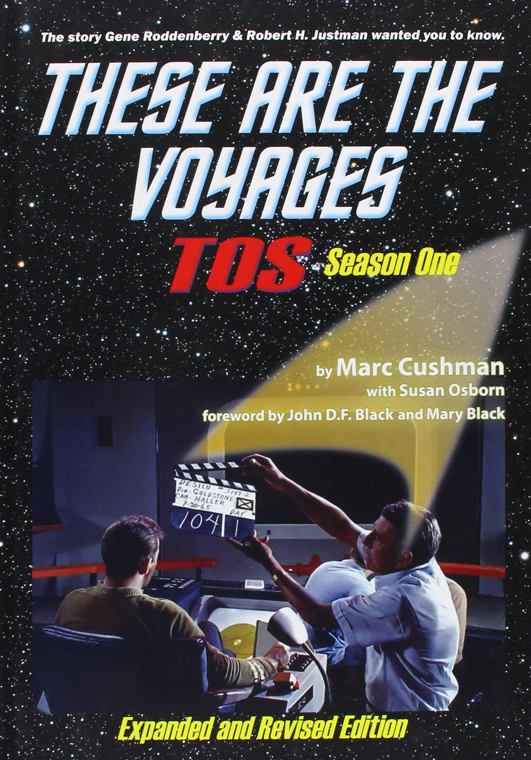 """""""These Are the Voyages: TOS: Season 1 Revised and Expanded Edition"""" Review by Borg.com"""