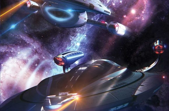 """Star Trek Voyager: Architects of Infinity"" Review by Trek Today"