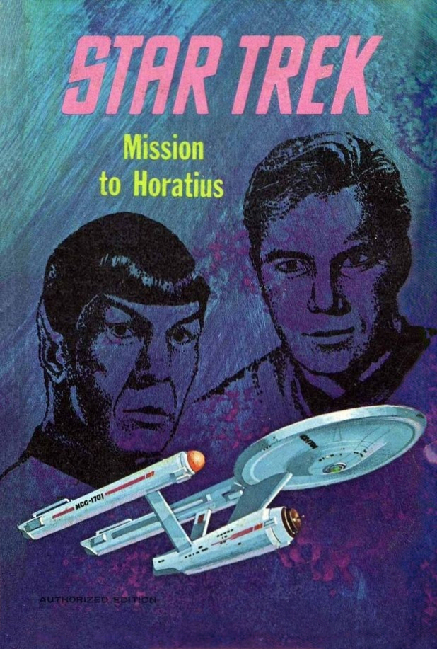"""""""Star Trek: Mission to Horatius"""" Review by Therinofandor.blogspot.com"""