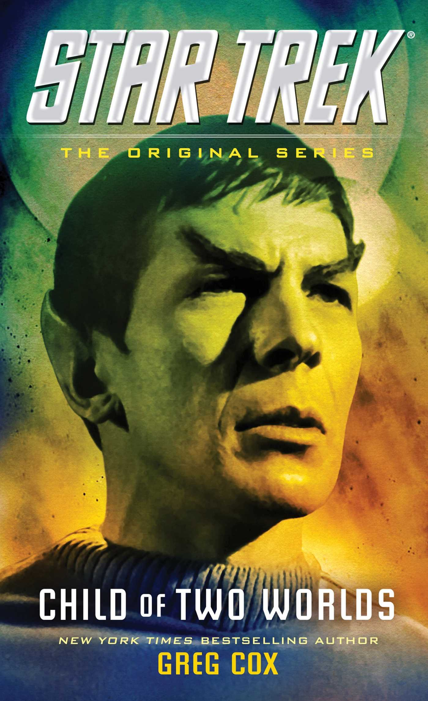 """""""Star Trek: The Original Series: Child of Two Worlds"""" Review by Motionpicturescomics.com"""
