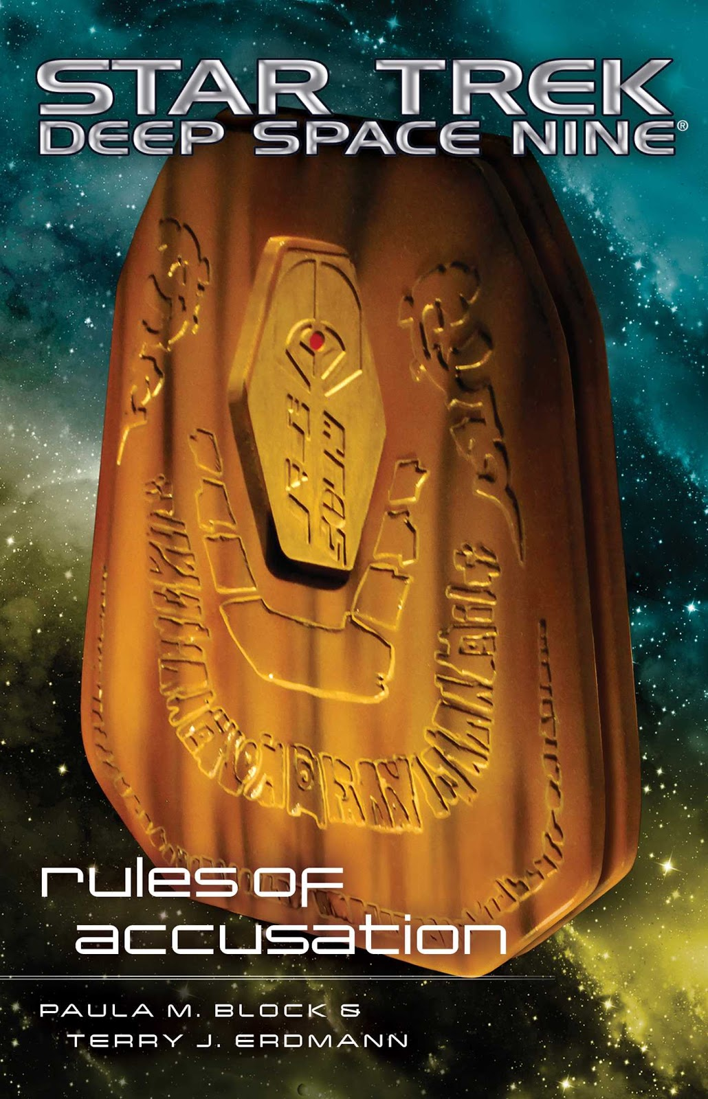 """""""Star Trek: Deep Space Nine: Rules of Accusation"""" Review by Tor.com"""