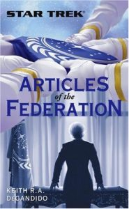"""51rvzSOEY9L 185x300 """"Star Trek: Articles of the Federation"""" Review by Literary Treks"""