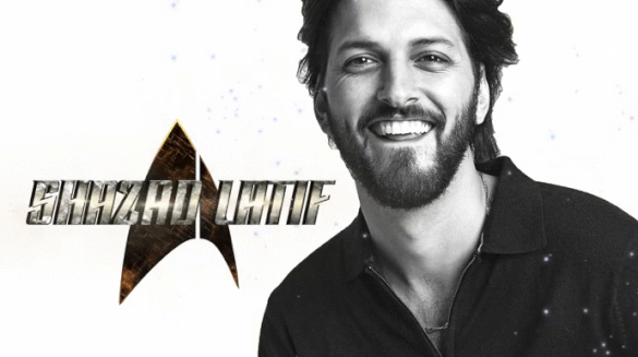 Shazad lhiif Star Trek Discovery Casting: Chris Obi, Shazad Latif and Mary Chieffo