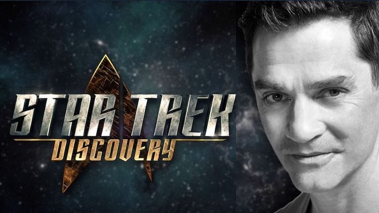 james frain Star Trek Discovery Casting:  James Frain & Series Delayed Yet Again!