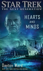 """insetheartsandminds 183x300 """"Star Trek: The Next Generation: Hearts and Minds"""" Review by MotionPictureComics.com"""