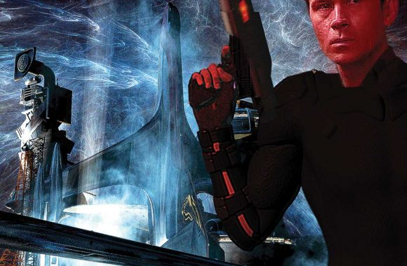 """""""Star Trek: Enterprise: Rise of the Federation: Patterns of Interference"""" Review by Jlgribble.com"""