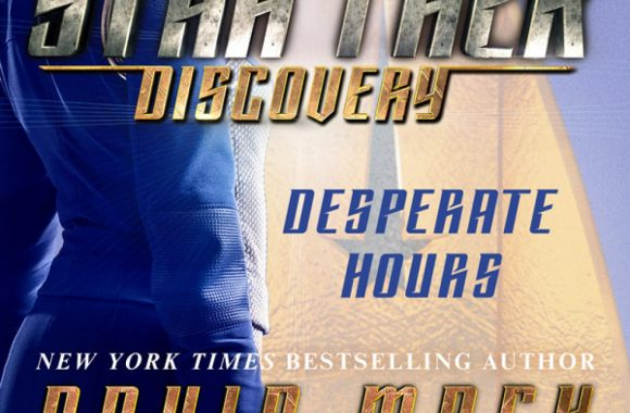 """""""Star Trek: Discovery: Desperate Hours"""" Review by Booknest.eu"""