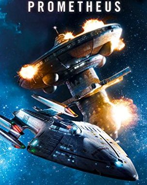"""""""Star Trek: Prometheus: Fire With Fire"""" Review by Unreality-sf.net"""