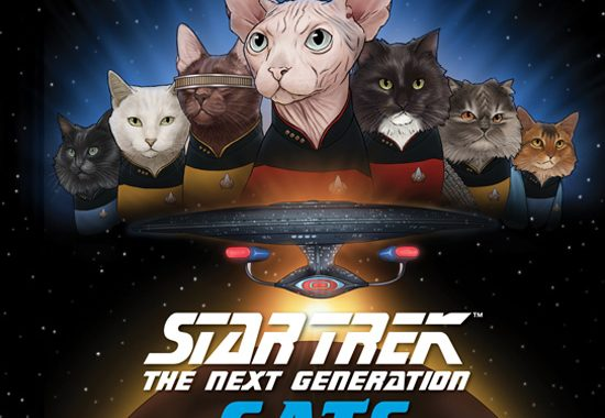 """Star Trek: The Next Generation: Cats"" Review by TrekCore"