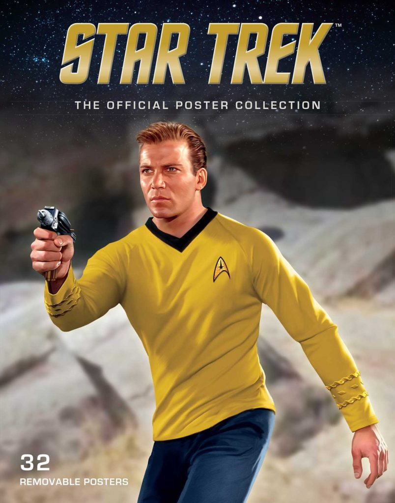 "71Ue9MkjZlL 804x1024 Out Today: ""Star Trek: The Official Poster Collection"""