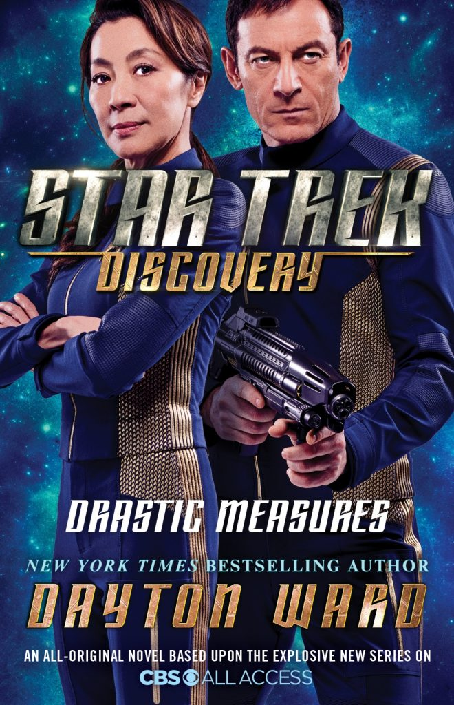 dsc drasticmeasures cover 660x1024 Star Trek: Discovery: Drastic Measures is out today!