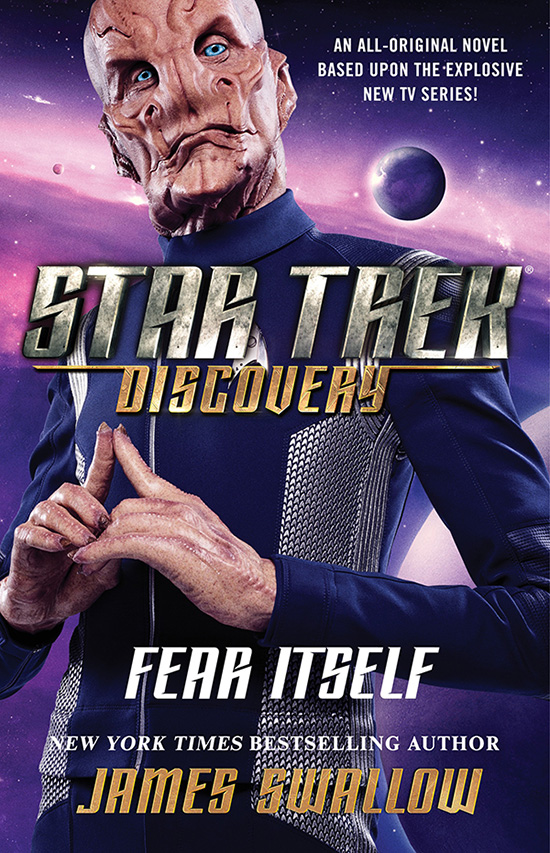 fear itself Cover Reveal: Star Trek: Discovery: Fear Itself
