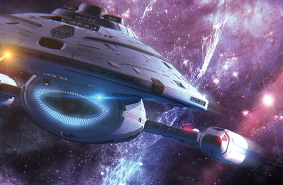 StarTrek.com: FIRST LOOK: Voyager – Architects of Infinity