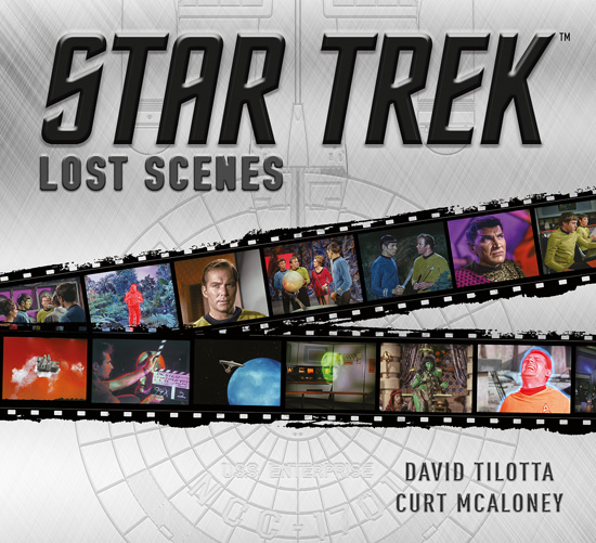 """Cover Insert Out Today: """"Star Trek: Lost Scenes"""""""