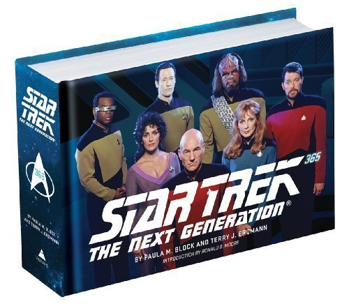 Star Trek The Next Generation 365 2020 Year In Review