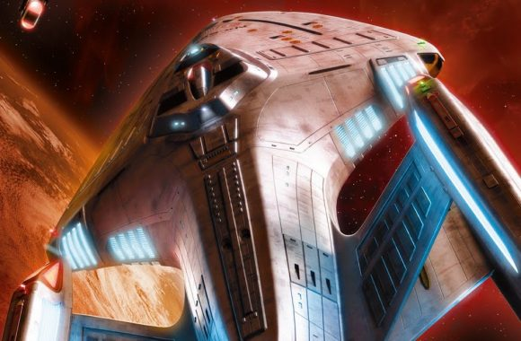 """Star Trek: Prometheus: The Root of All Rage"" Review by Literary Treks"