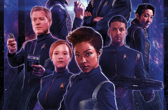 Title change and cover release for Star Trek: Discovery: Collector's Edition 2