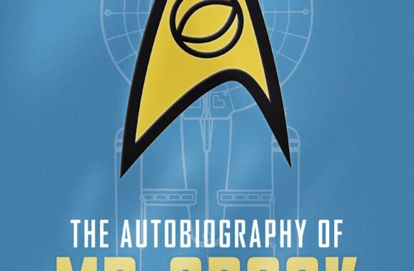 Mr Spock Autobiography coming in October!