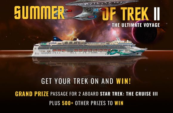 Enter For A Free Star Trek Cruise
