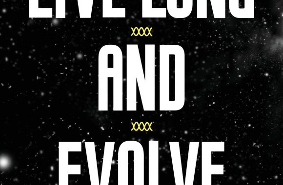 "Out Today: ""Live Long and Evolve"""