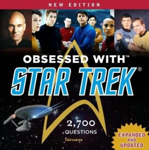 """61ckhFXAm5L 298x300 Out Today: """"Obsessed With Star Trek 2018 Updated Version"""""""