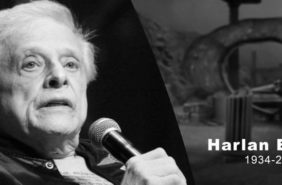StarTrek.com feature on Harlan Ellison