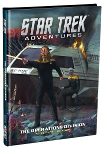 """sta operations 1 209x300 Out Today: """"Star Trek Adventures: The Operations Division"""""""
