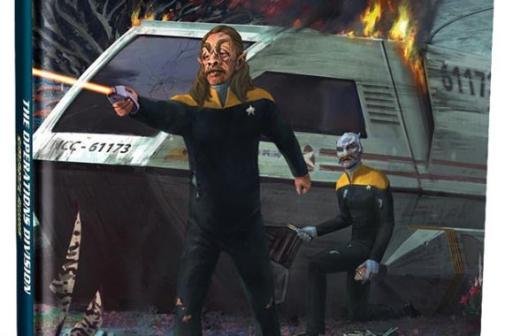 "Out Today: ""Star Trek Adventures: The Operations Division"""