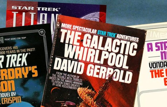 Ten For Ward: 10 Trek Books That'd Make Good Movies