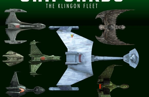New Book Announcement: Star Trek Shipyards: The Klingon Fleet