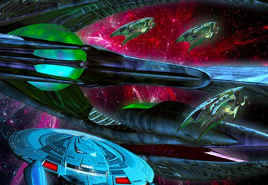 """""""Star Trek: The Next Generation: Available Light"""" Review by Treklit.com"""