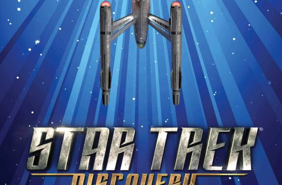 """""""Star Trek: Discovery: The Enterprise War"""" Review by Jlgribble.com"""