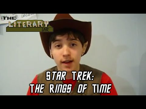 The Literary Lair: Star Trek: The Rings of Time
