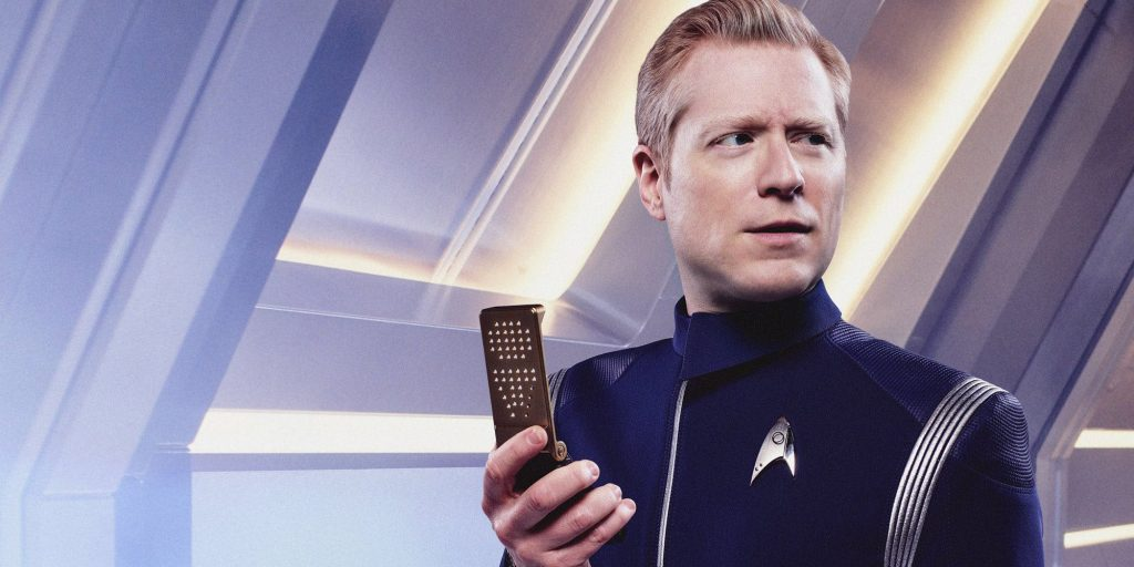 """Stamets in Star Trek Discovery 1024x512 New Star Trek: Discovery Novel """"Dead Endless"""" Due Out December 17"""