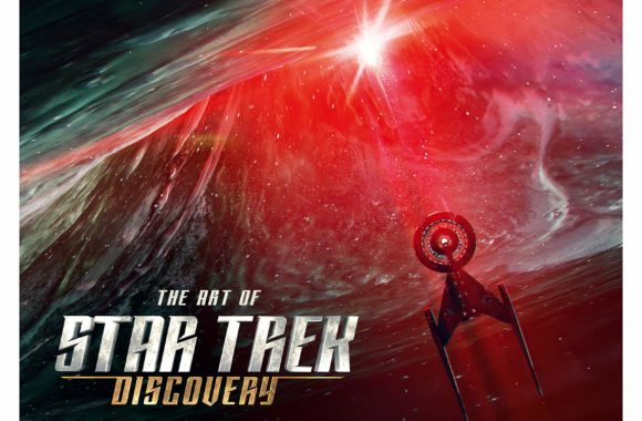 """Out Today: """"The Art of Star Trek: Discovery"""""""