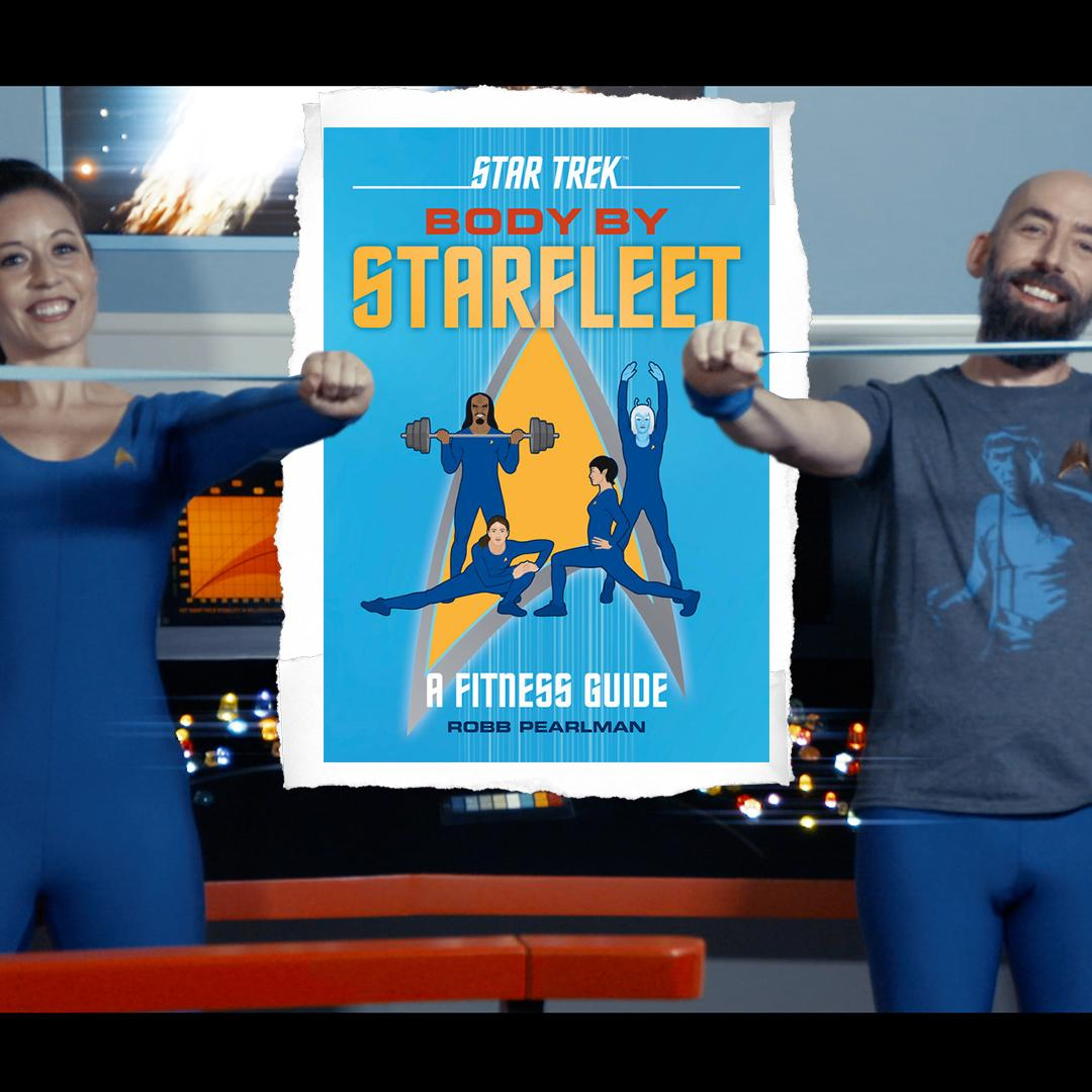 WATCH: Engage Your Core With Star Trek: Body by Starfleet