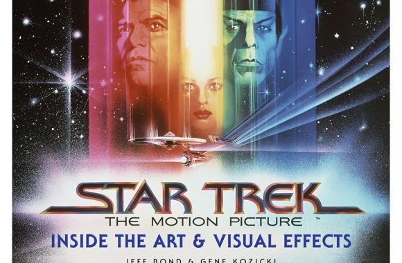 """""""Star Trek: The Motion Picture – Inside the Art and Visual Effects"""" Review by Trekmovie.com"""