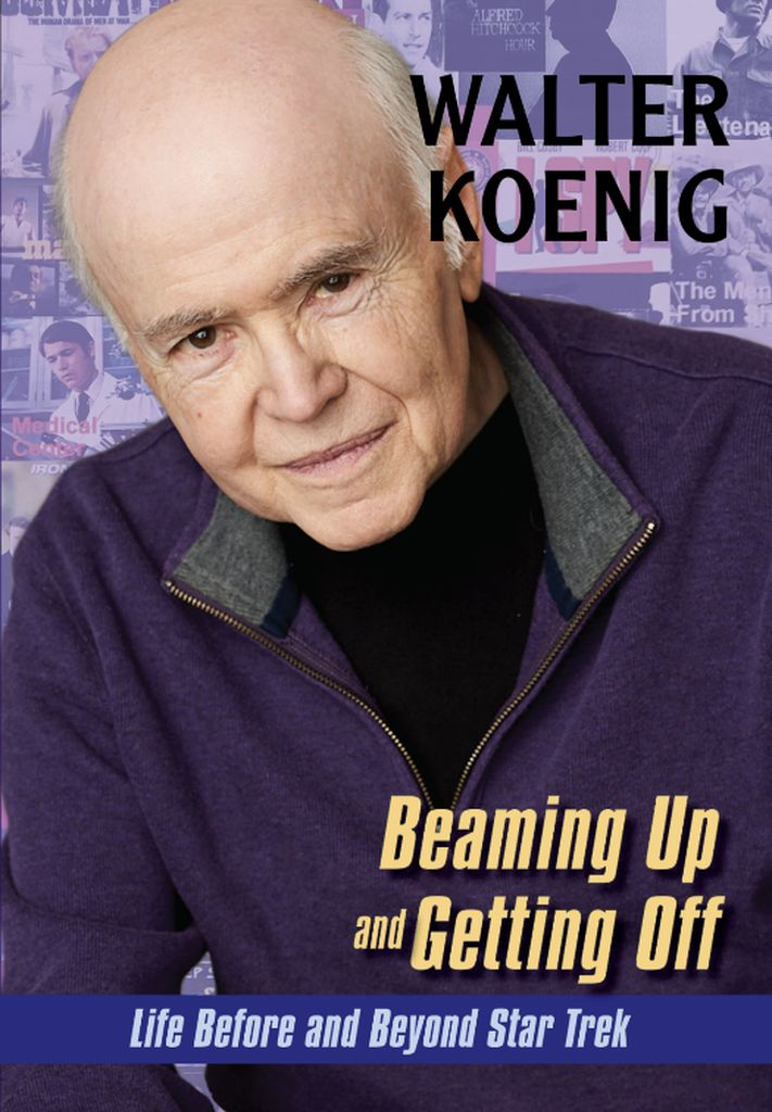 mail Review: Beaming Up and Getting Off – Life Before and Beyond Star Trek