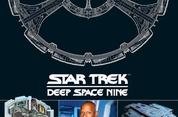"""""""Star Trek: Deep Space Nine Illustrated Handbook: Featuring the Space Station Deep Space Nine and the U.S.S. Defiant"""" Review by Thefutureoftheforce.com"""