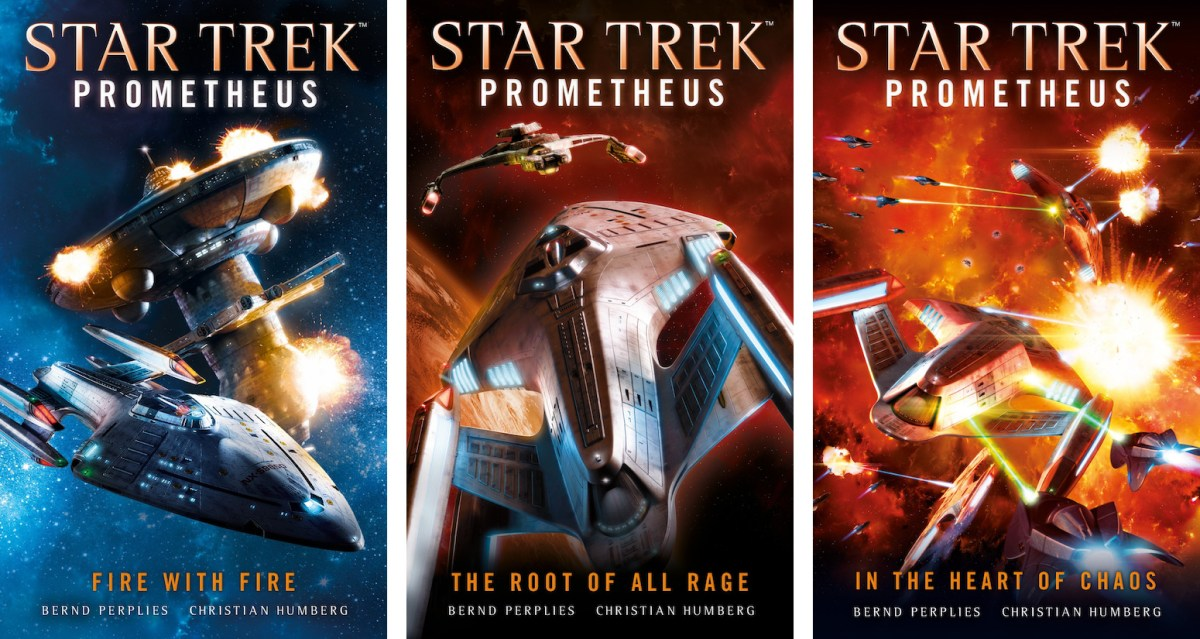 The Story of Two Germans Writing a Star Trek Trilogy