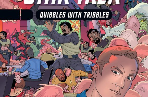"""""""Star Trek Nerd Search: Quibbles with Tribbles"""" Review by Thefutureoftheforce.com"""