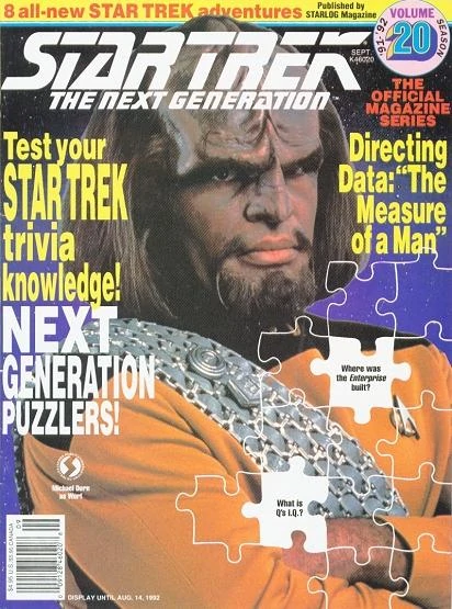 TNG_Official_Magazine_issue_20_cover