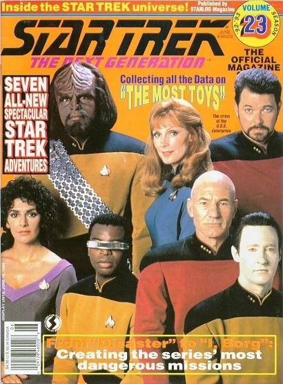TNG_Official_Magazine_issue_23_cover