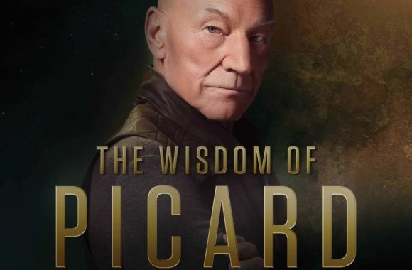 """Out Today: """"The Wisdom of Picard: An Official Star Trek Collection"""""""
