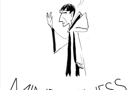 """""""Mr Spock's Little Book of Mindfulness"""" Review by Thefutureoftheforce.com"""