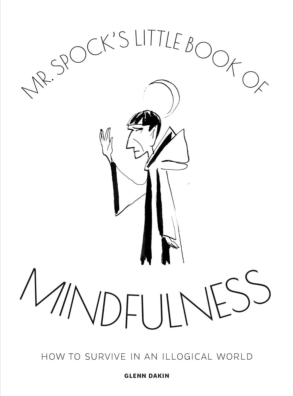 Eaglemoss Mr Spocks Little Book of Mindfulness cover 2020 Year In Review